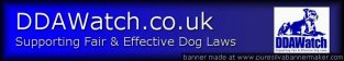 Dangerous Dogs Act Watch banner